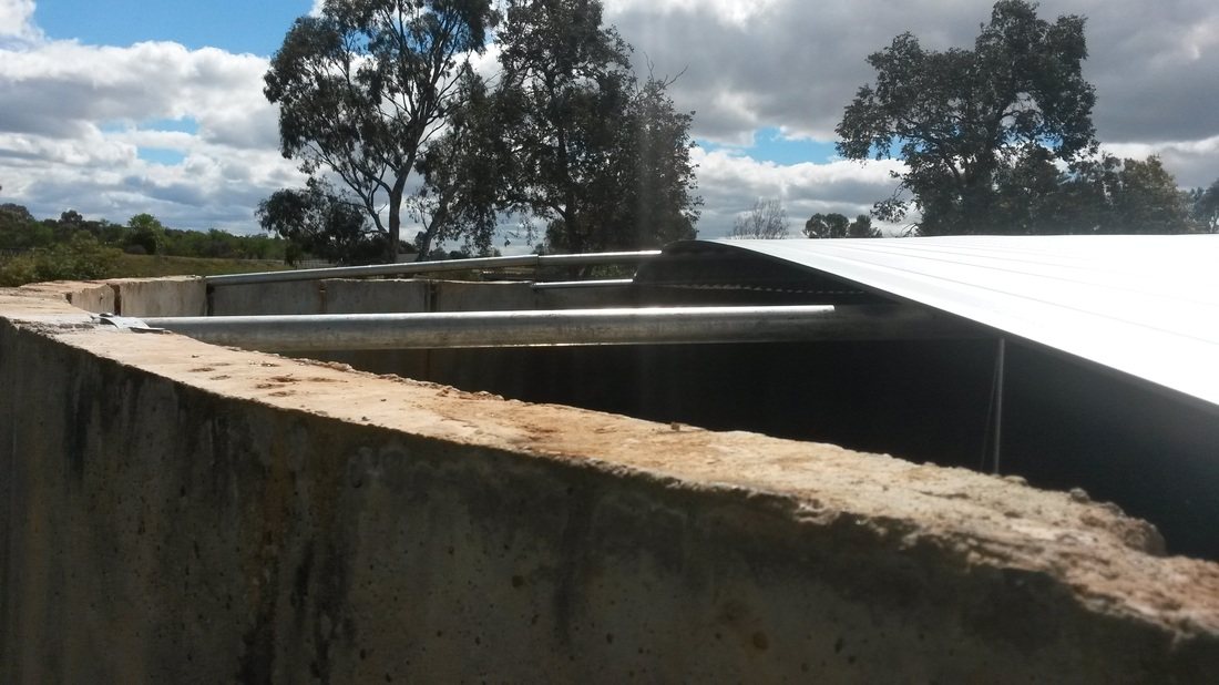 Water Tank Roof Extraction Cleaning Solutions Call